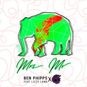 Ben Phipps - Mrs. Mr. Feat. Lizzy Land (Necrotone remix) Artwork