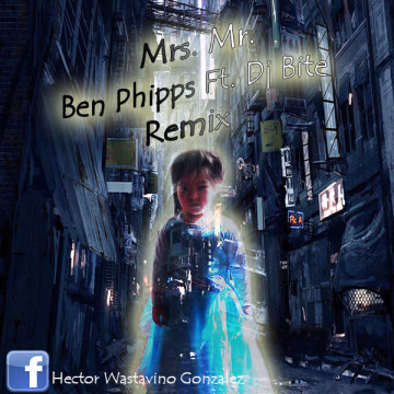 Ben Phipps - Mrs. Mr. Feat. Lizzy Land (Hector Wastavino Gonzalez remix) Artwork