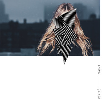 VÉRITÉ - Saint (RAVEON remix) Artwork