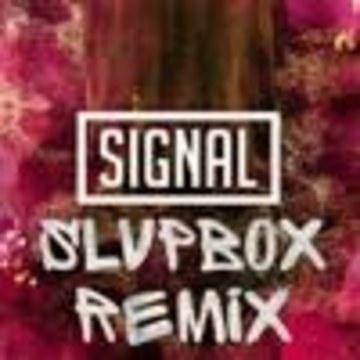SLVPBOX - Cymatics - Signal (SLVPBOX Remix) Artwork