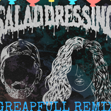 Borgore - Salad Dressing feat. Bella Thorne (Greapfull remix) Artwork