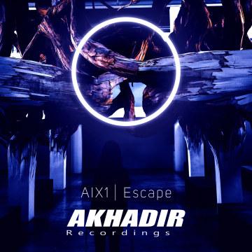 AIX1 - Escape (Original Mix) Artwork