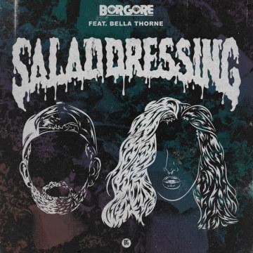 Borgore - Salad Dressing feat. Bella Thorne (Mr. Momo remix) Artwork