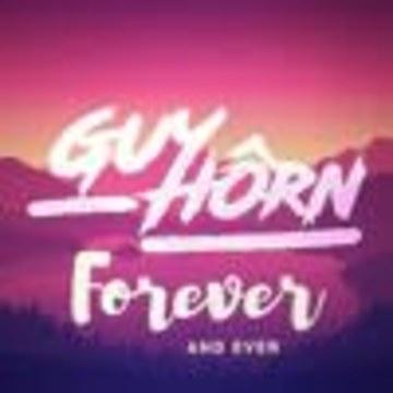 Guy Hôrn - Forever & Ever (feat. Hember & Hola Vano) Artwork