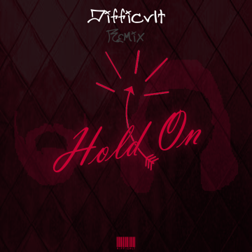 Break Out The Crazy - Hold On (Difficvlt remix) Artwork