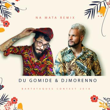 Barbatuques - Na Mata (Du Gomide remix) Artwork