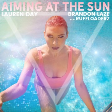 Lauren Day - Aiming at the Sun Artwork