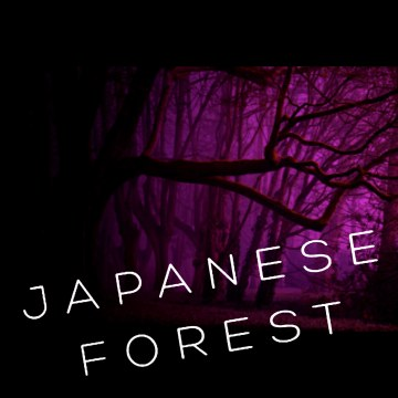 KKwatson - Japanese Forest Artwork