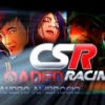 Alessandro Ambrosio - Alessandro Ambrosio vs Justin Bieber - CSR Racing Reloaded (Teaser) Artwork