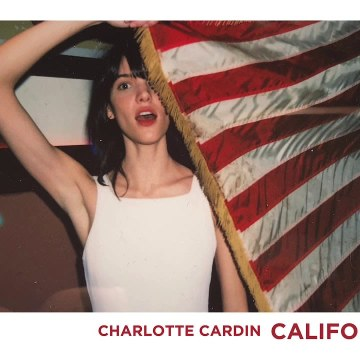 Charlotte Cardin - California (Arms-B [OFFICIAL] remix) Artwork