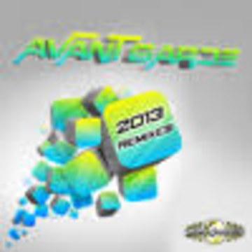 avant.garde - AUDIO CONTROL -  ARE WE ROBOTS AG rmx Artwork