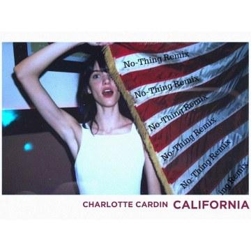 Charlotte Cardin - California (No-Thing remix) Artwork