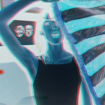 Charlotte Cardin - California (Company Moves remix) Artwork