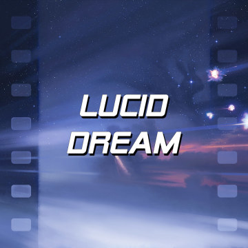 Owl City - Lucid Dream Artwork