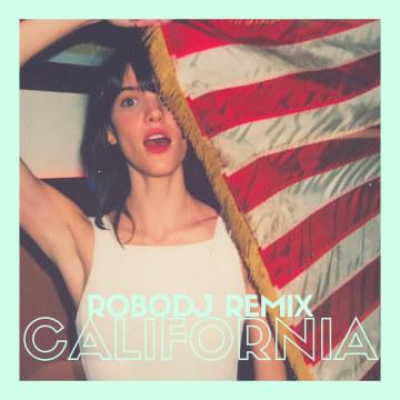 Charlotte Cardin - California (RoboDJMusic remix) Artwork