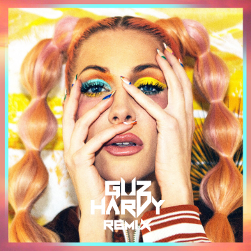 Bonnie McKee - Mad Mad World (Guz Hardy Remix) Artwork