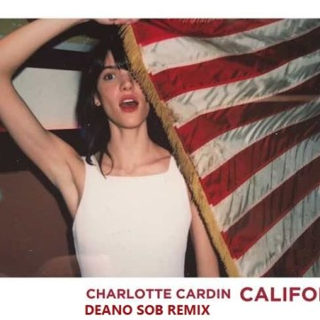 Charlotte Cardin - California (Deano SOB Remix) Artwork