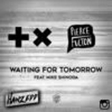 Hanzedd - Martin Garrix & Pierce Fulton - Waiting For Tomorrow (ft.Mike Shinoda) (Hanzedd Remix) Artwork