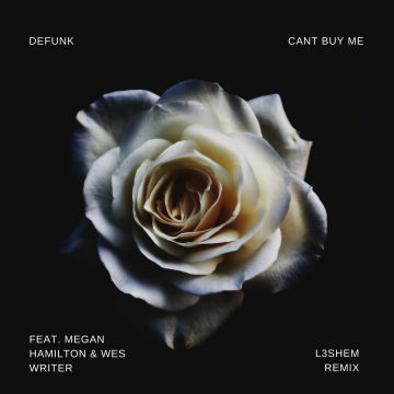 Defunk - Can't Buy Me feat. Megan Hamilton & Wes Writer (AREA51 Remix) Artwork