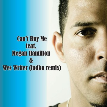 Defunk - Can't Buy Me feat. Megan Hamilton & Wes Writer (Ludkooficial Remix) Artwork