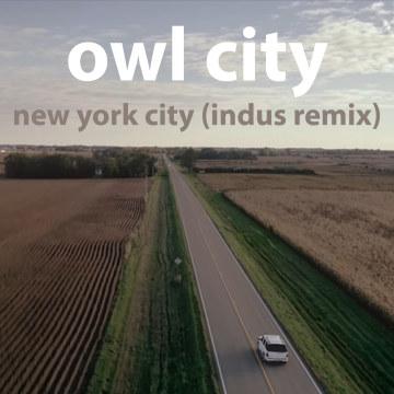 Listen to Owl City - New York City (Indus Remix) | SKIO Music