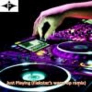 Fiekster - Just Playing (Fiekster's Warm Up Remix) Artwork
