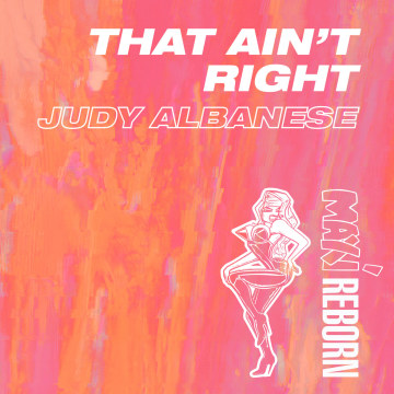 Judy Albanese - That Ain't Right Artwork