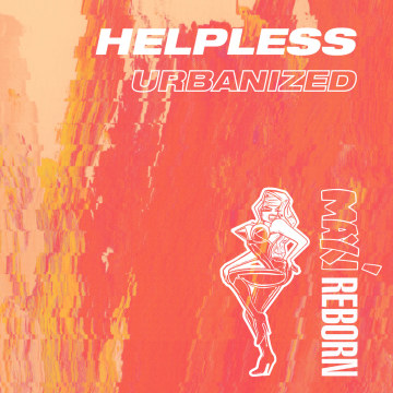 Silvano & Urbanized - Helpless (I Don't Know What To Do Without You) Artwork