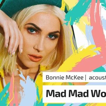 Bonnie McKee - Mad Mad World (G-Møn Remix) Artwork
