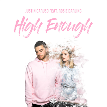 Justin Caruso - High Enough feat. Rosie Darling (Christopher Larsson Remix) Artwork