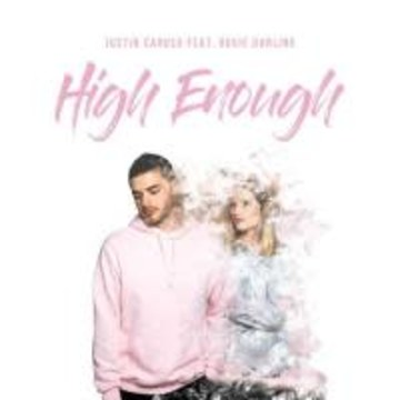 Justin Caruso - High Enough feat. Rosie Darling (AN1ON Remix) Artwork