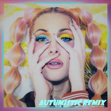 Bonnie McKee - Mad Mad World (Autumistic Remix) Artwork