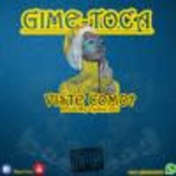 Gime-Toca - Viste Como? (Prod...By Eydee Pro) Artwork