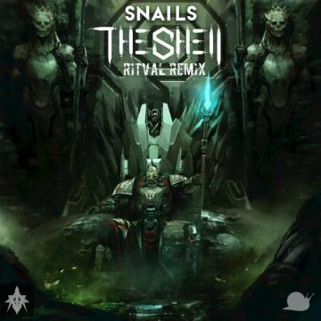 Snails & Big Gigantic - Feel the Vibe Feat. Collie Buddz (RITVAL Remix) Artwork