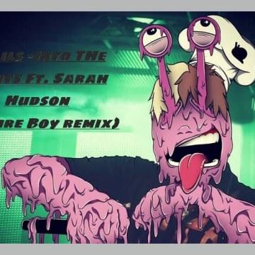 SNAILS - Into The Light feat. Sarah Hudson (Future Boy Remix) Artwork