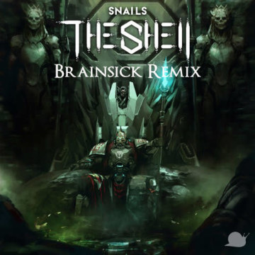 Snails & Big Gigantic - Feel the Vibe Feat. Collie Buddz (Brainsick Remix) Artwork