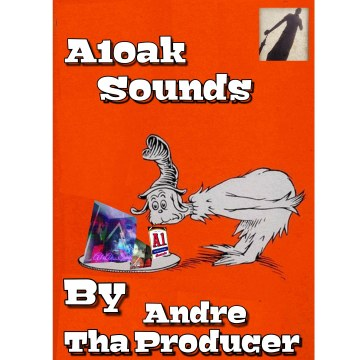 a1oak sounds - thank me never Artwork