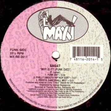 Sagat - Funk Dat (MW Remix) Artwork