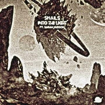 SNAILS - Into The Light feat. Sarah Hudson (Evaldas Remix) Artwork