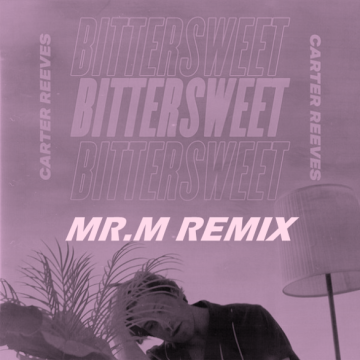 Carter Reeves - Bittersweet (Mr. M Remix) Artwork