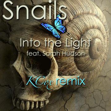 SNAILS - Into The Light feat. Sarah Hudson (KCox Remix) Artwork