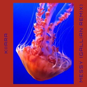 Kiiara - Messy (Dario Tribulo Remix) Artwork