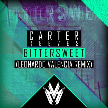 Carter Reeves - Bittersweet (Leonardo Valencia Remix) Artwork