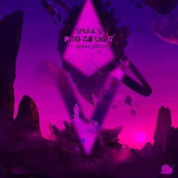 SNAILS - Into The Light feat. Sarah Hudson (Inst1nctive Remix) Artwork