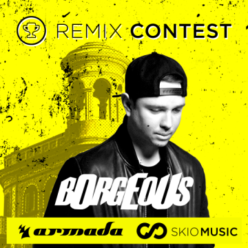 Borgeous & Zack Martino - Make Me Yours (Roger van Doorn Remix) Artwork