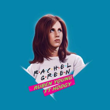 Ruben Young - Rachel Green ft. Hodgy Artwork