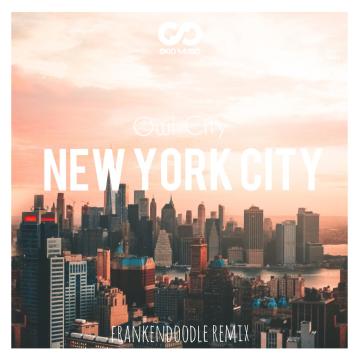 Owl City - New York City (frankendoodle Remix) Artwork
