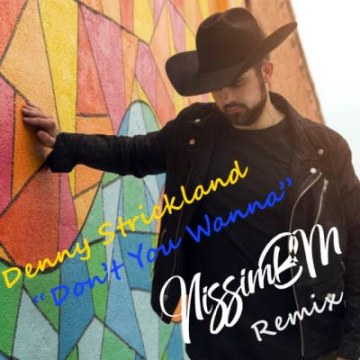 Denny Strickland - Don't You Wanna (NissimBM Remix) Artwork