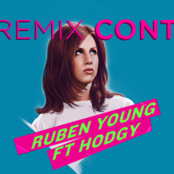Ruben Young - Rachel Green ft. Hodgy (Dj Daddy ON Remix) Artwork
