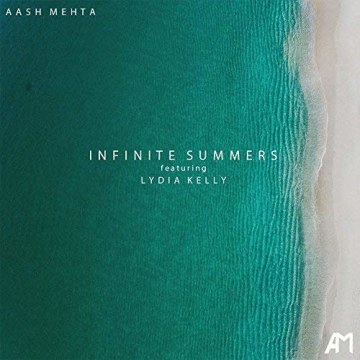 Aash Mehta - Infinite Summers (ft. Lydia Kelly) (StripPoint Remix) Artwork